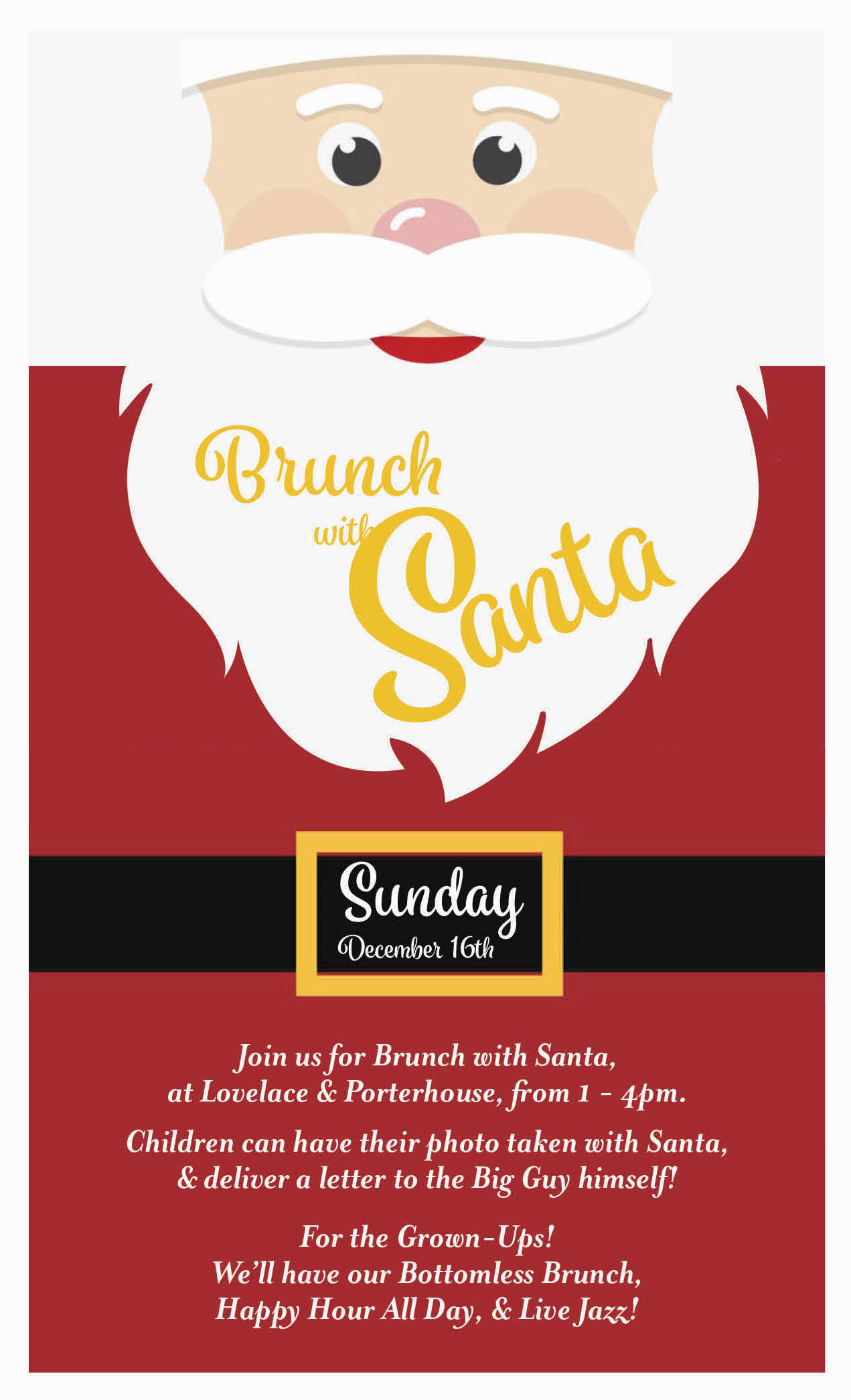 Brunch With Santa 1